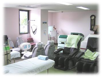 癒しの疼痛緩和室